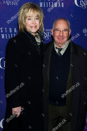 """Jill Eikenberry and Michael Tucker attend the Broadway premiere of """"Rodgers + Hammerstein's Cinderella"""" on in New York"""