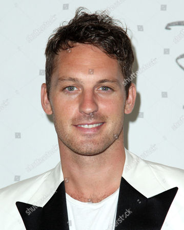 Tristan MacManus arrives at the Disney ABC Television Group 2012 Summer Press Tour All-Star Cocktail Reception, in Beverly Hills, Calif