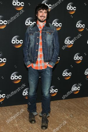Nicolas Wright attend the Disney/ABC Television Group 2014 Summer TCA held at the Beverly Hilton Hotel, in Beverly Hills, Calif