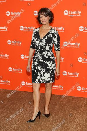 Mary Page Keller attends the Disney/ABC Television Group 2014 Summer TCA held at the Beverly Hilton Hotel, in Beverly Hills, Calif