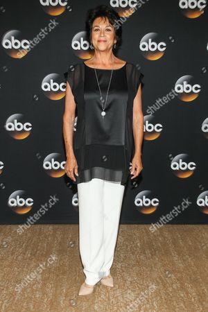 Terri Hoyos attend the Disney/ABC Television Group 2014 Summer TCA held at the Beverly Hilton Hotel, in Beverly Hills, Calif