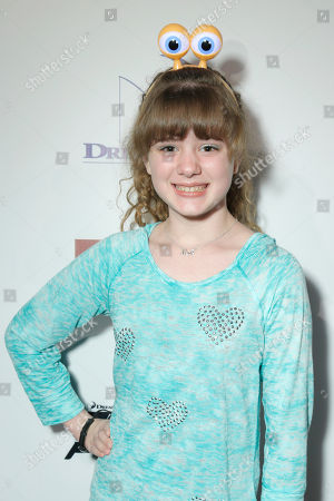 Stock Image of Piper Reese attends DreamWorks Animation and Netflix's Turbo FAST Los Angeles Premiere Event, on in West Hollywood, Calif