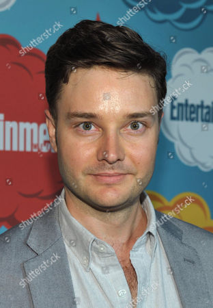 Actor Michael McMillian attends Entertainment Weekly's Comic-Con Celebration at FLOAT at the Hard Rock Hotel, in San Diego