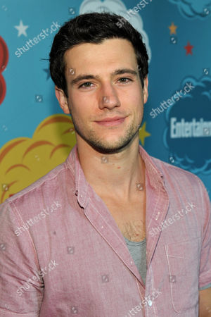 Drew Roy attends Entertainment Weekly's Comic-Con Celebration at FLOAT at the Hard Rock Hotel, in San Diego