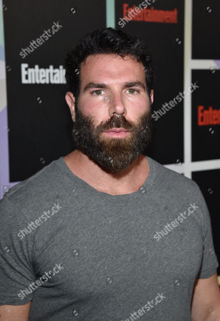 Dan Bilzerian arrives at Entertainment Weekly's Annual Comic-Con Closing Night Celebration at the Hard Rock Hotel, in San Diego