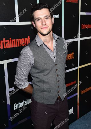 Drew Roy arrives at Entertainment Weekly's Annual Comic-Con Closing Night Celebration at the Hard Rock Hotel, in San Diego