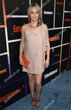 Andrea Roth arrives at Entertainment Weekly's Annual Comic-Con Closing Night Celebration at the Hard Rock Hotel, in San Diego