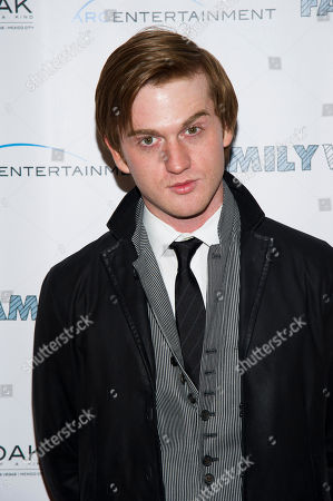 """Eddie Hassell attends the premiere of """"Family Weekend"""" on in New York"""