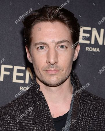 Stock Photo of Benn Northover attends Fendi's New York Flagship Boutique opening celebration, in New York