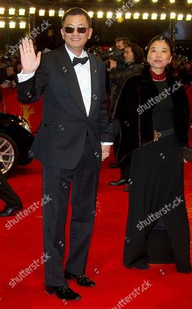 Editorial photo of Film Festival The Grandmaster Red Carpet, Berlin, Germany