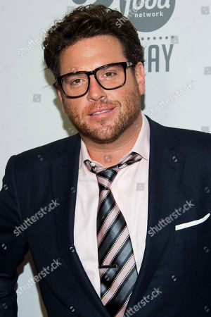 Scott Conant attends the Food Network's 20th birthday party on in New York
