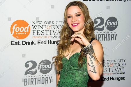 Editorial photo of Food Network's 20th Birthday Party, New York, USA