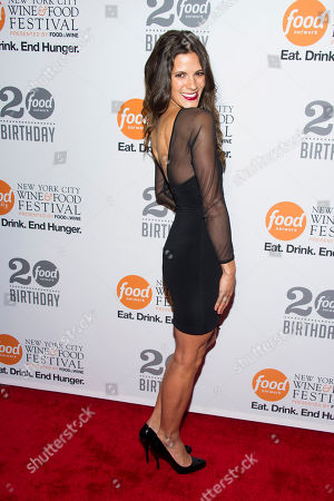 Eden Grinshpan attends the Food Network's 20th birthday party, in New York
