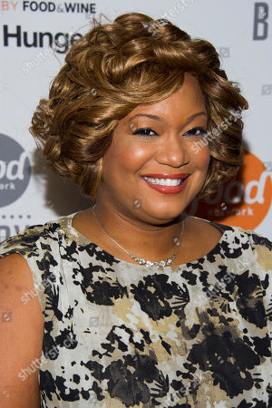 Sunny Anderson attends the Food Network's 20th birthday party on in New York