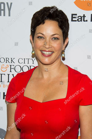 Ellie Krieger attends the Food Network's 20th birthday party on in New York