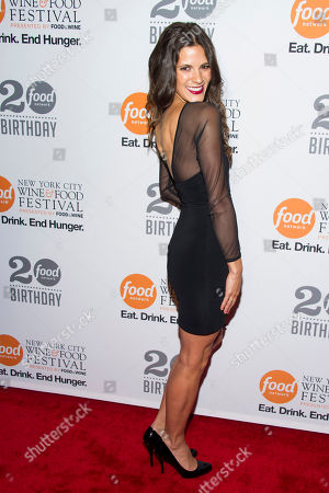 Eden Grinshpan attends the Food Network's 20th birthday party on in New York