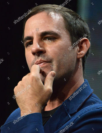 "Co-Creator/Executive Producer Roberto Orci speaks onstage during the ""Sleepy Hollow"" panel at the The FOX 2014 Summer TCA held at the Beverly Hilton Hotel, in Beverly Hills, Calif"