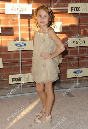 Maggie Elizabeth Jones attends the Fox Fall Eco-Casino Party at The Bookbindery, in Los Angeles