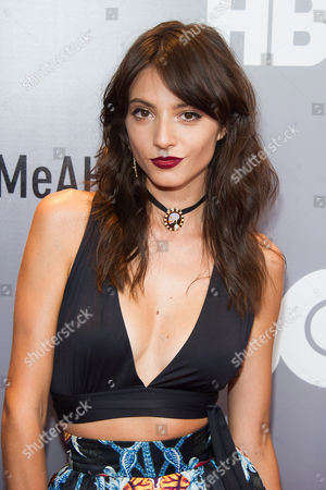 """Stock Picture of Carla Quevedo attends a special screening of HBO's """"Show Me A Hero"""" miniseries at The New York Times Center, in New York"""
