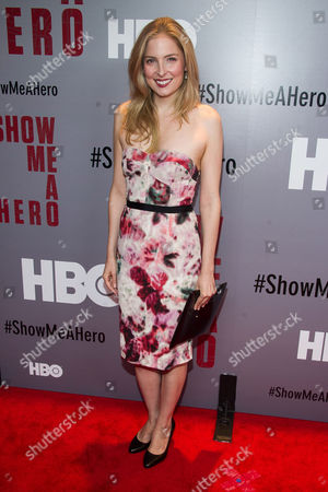 """Editorial picture of HBO """"Show Me A Hero"""" Special Screening, New York, USA"""
