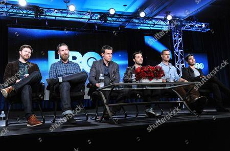 Editorial image of HBO 2014 Winter TCA, Pasadena, USA