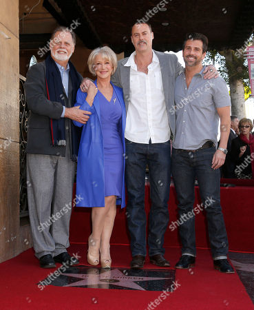 Editorial image of Helen Mirren's Hollywood Walk Of Fame Induction Ceremony, Los Angeles, USA