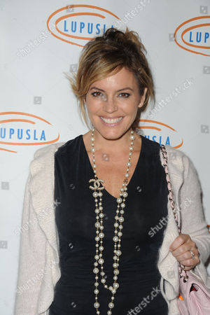 Sandi Taylor attends Lupus LA's Hollywood Bag Ladies Luncheon at the Beverly Wilshire Hotel, in Beverly Hills, Calif
