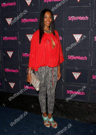 Stock Photo of Bo Benton attends The Hollywood Denim Party at Palihouse, in West Hollywood