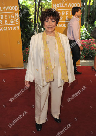Editorial photo of Hollywood Foreign Press Association Luncheon 2012 - Arrivals, Beverly Hills, USA