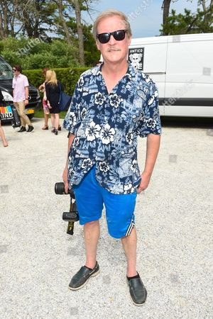 Patrick McMullan attends Jill Zarin's 3rd Annual Private Luxury Benefit Luncheon in Southampton, in New York
