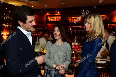 Guest, Lily Lewis and Ophelia Hohler seen at Johnnie Walker Blue Label Dinner at China Tang, The Dorchester on Wednesday, May, 15, 3013 in London