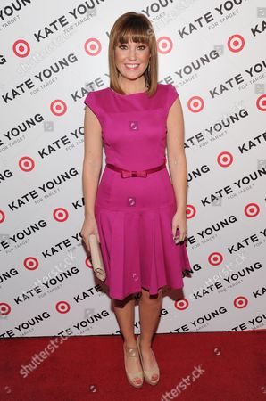 Editorial image of Kate Young Partners With Target, New York, USA