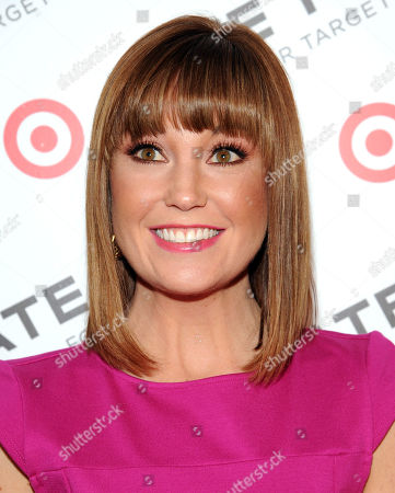 Stock Picture of Vice president of Target communications, Dustee Tucker Jenkins attends a party to celebrate stylist Kate Young's collaboration with Target at Old School on in New York