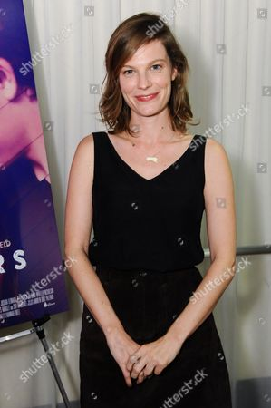 "Actress Lindsay Burdge attends the LA premiere of ""6 Years"" held at ArcLight Cinemas Hollywood, in Los Angeles"