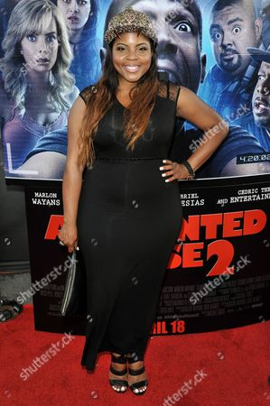 """Editorial picture of LA Premiere Of """"A Haunted House 2"""", Los Angeles, USA"""