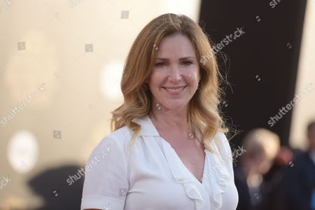 """Peri Gilpin arrives at the premiere of """"Alice Through the Looking Glass"""" at the El Capitan Theatre, in Los Angeles"""