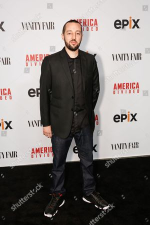 "Editorial picture of LA Premiere of ""America Divided"" - Arrivals, Los Angeles, USA"