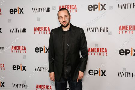 "Editorial image of LA Premiere of ""America Divided"" - Arrivals, Los Angeles, USA"