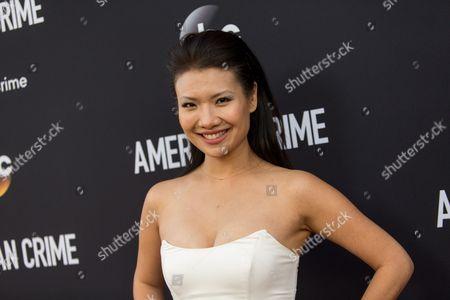 "Editorial picture of LA Premiere of ""American Crime"", Los Angeles, USA"