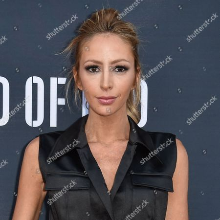 "Stock Picture of Julia Levy Boeken arrives at the Premiere of ""Hand of God"" held at the Ace Hotel, in Los Angeles"