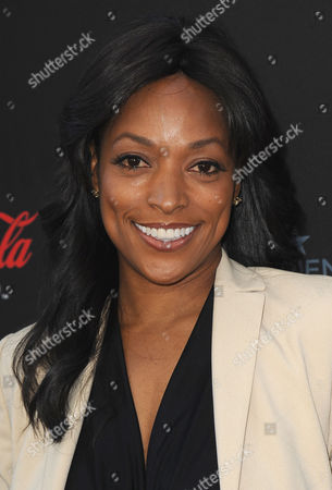 """Kellita Smith arrives at the LA premiere of """"Kevin Hart: Let Me Explain"""" at the Regal Cinemas at L.A. Live on in Los Angeles"""