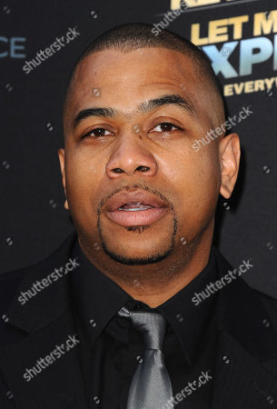 """Stock Image of Omar Gooding arrives at the LA premiere of """"Kevin Hart: Let Me Explain"""" at the Regal Cinemas at L.A. Live on in Los Angeles"""