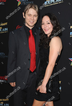 """Stock Image of J. Michael Trautmann arrives at the LA premiere of """"Kevin Hart: Let Me Explain"""" at the Regal Cinemas at L.A. Live on in Los Angeles"""