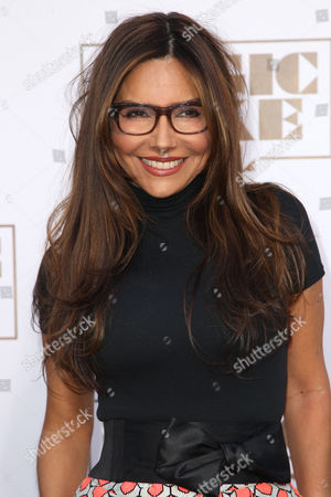 """Vanessa Marcil arrives at the Los Angeles premiere of """"Magic Mike XXL"""" at the TCL Chinese Theatre on"""