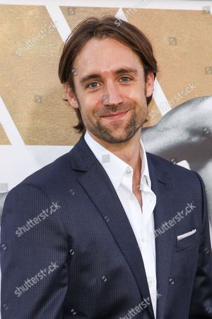 """Reid Carolin arrives at the Los Angeles premiere of """"Magic Mike XXL"""" at the TCL Chinese Theatre on"""