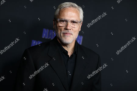 "Phil Austin attends the LA Premiere of ""Meet the Blacks"" held at ArcLight Hollywood, in Los Angeles"