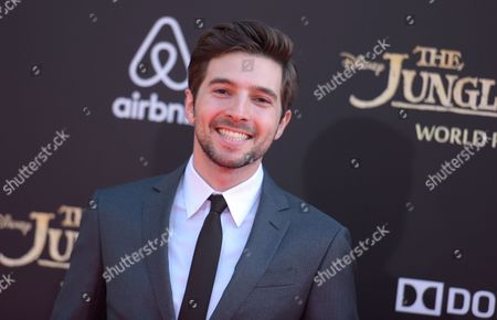"Editorial image of LA Premiere of ""The Jungle Book"" - Arrivals, Los Angeles, USA"
