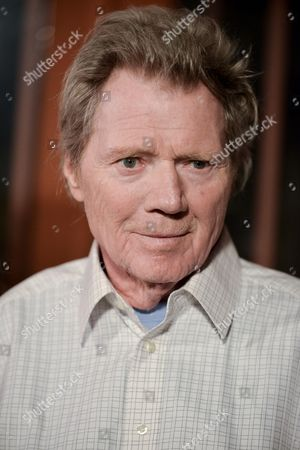 """Michael Parks arrives at the LA Premiere Of """"Tusk"""" on Tuesday, Sept.16, 2014, in Los Angeles"""