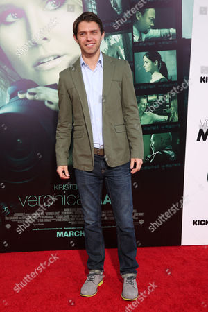 "Editorial photo of LA Premiere of ""Veronica Mars"" - Arrivals, Los Angeles, USA"