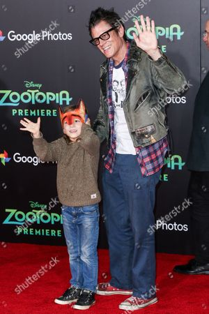 "Editorial picture of LA Premiere of ""Zootopia"" - Arrivals, Los Angeles, USA"